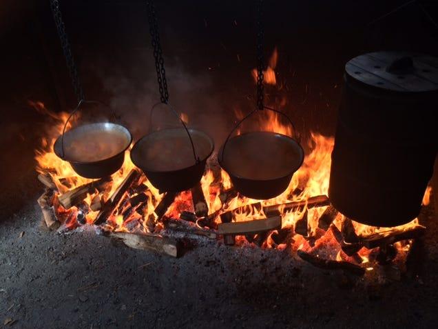 Ilyen az, amikor egy igazi guru főz az embernek