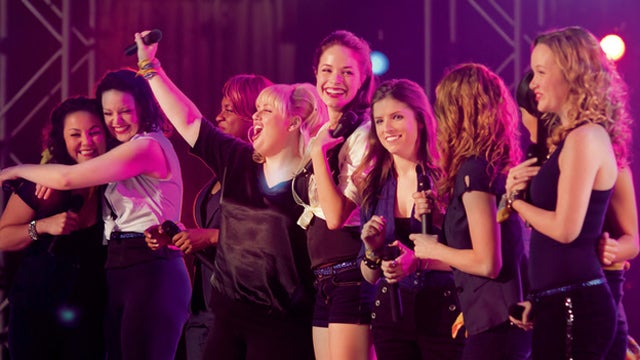 Pitch Perfect Hits Almost All the Right Notes