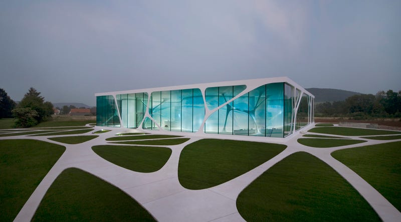 Futuristic Glass Houses That Take Transparency to the Extreme