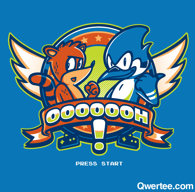 There Are Four Glorious Gaming Tees That Need Your Money Today