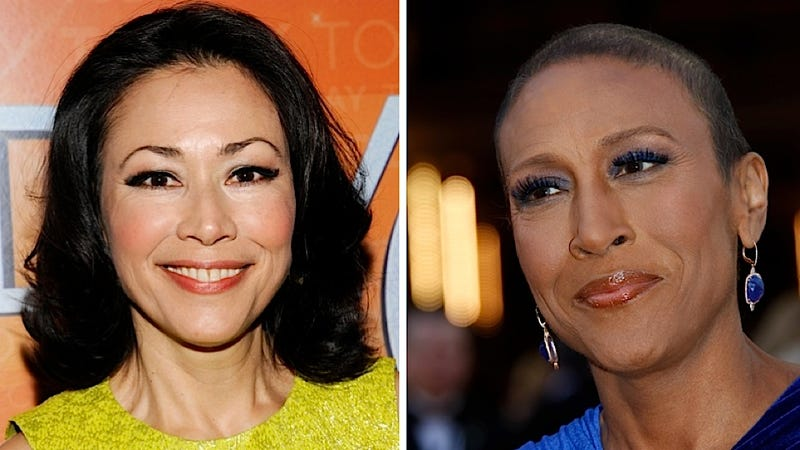 Fearing Morning Show Espionage, NBC Forbid Ann Curry from Tweeting Well Wishes to Robin Roberts