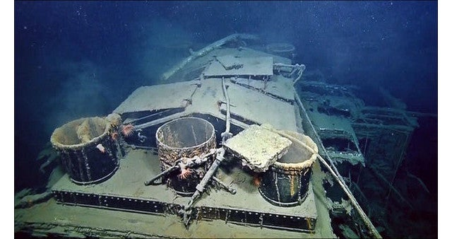 A Sunken Nazi Sub Has Been Discovered Off The Texas Coast