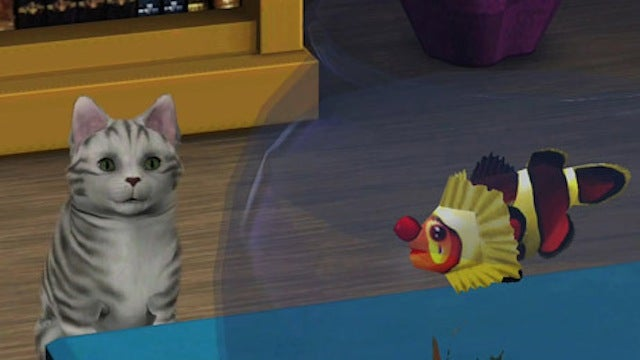 Why Video Game Cats Might Throw Up