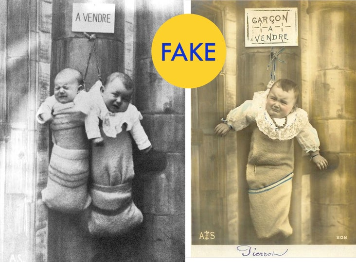 12 More Viral Photos That Are Lying to You