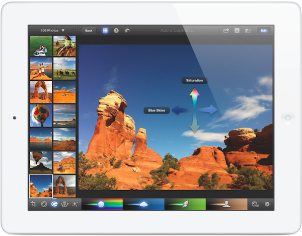 New iPad: The Third Generation