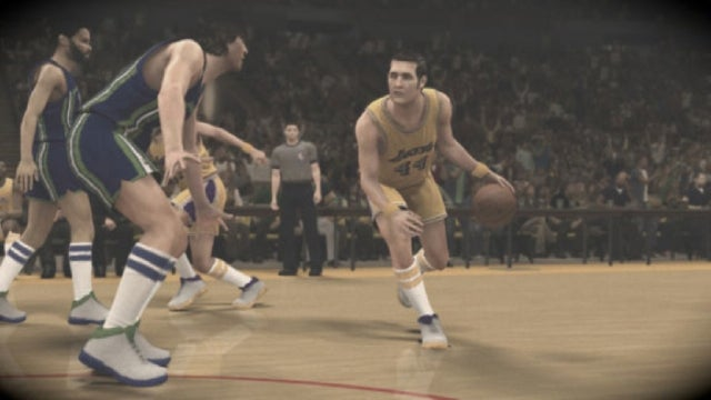 Pistol Pete, Chocolate Thunder and Sid the Squid Crack NBA 2K12's Legendary Lineup, Too
