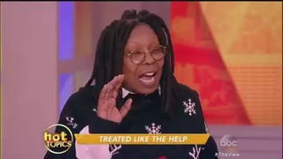 Whoopi Goldberg Has Some Pretty Dumb Ideas About Racism