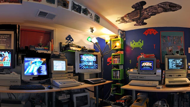 The Byte Cellar: A Geeked-Out Ode to Computers and Video Games