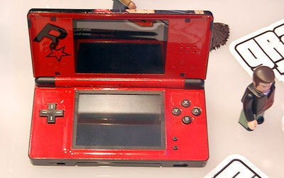A Look At the Custom Chinatown Wars DS