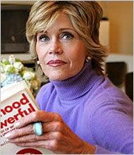 Jane Fonda's Blog Isn't Half Bad
