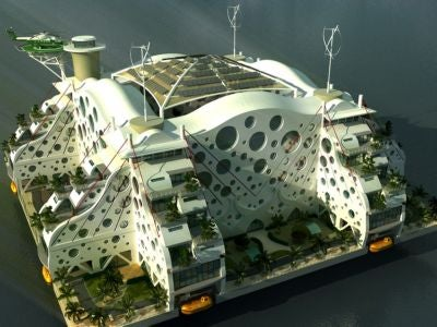 Seasteading Is The Aquatic Answer To The Housing Crisis