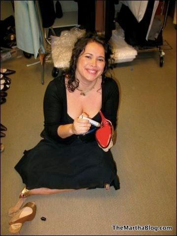 Meet Karenna, Martha Stewart's Wardrobe Mistress