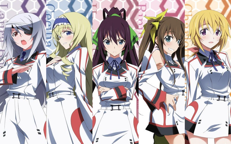 Dex's Review: Infinite Stratos
