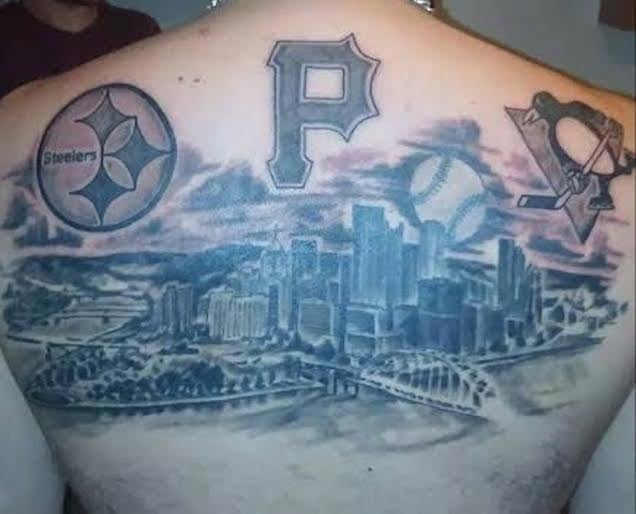 This Is A Very Yinzer Tattoo