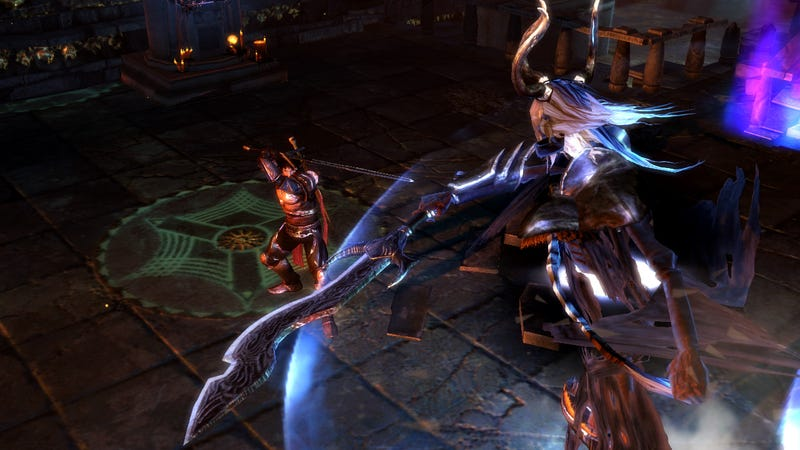 First Screens Of Obsidian's Dungeon Siege 3