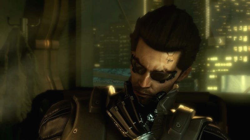 Thoughts Born of Ten Hours with Deus Ex: Human Revolution