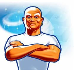 Europe Demands End To Mr. Clean's Sexist Reign