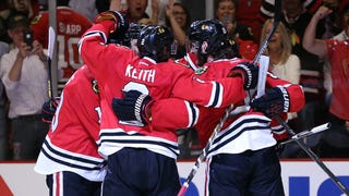 Duncan Keith Might Be Superhuman