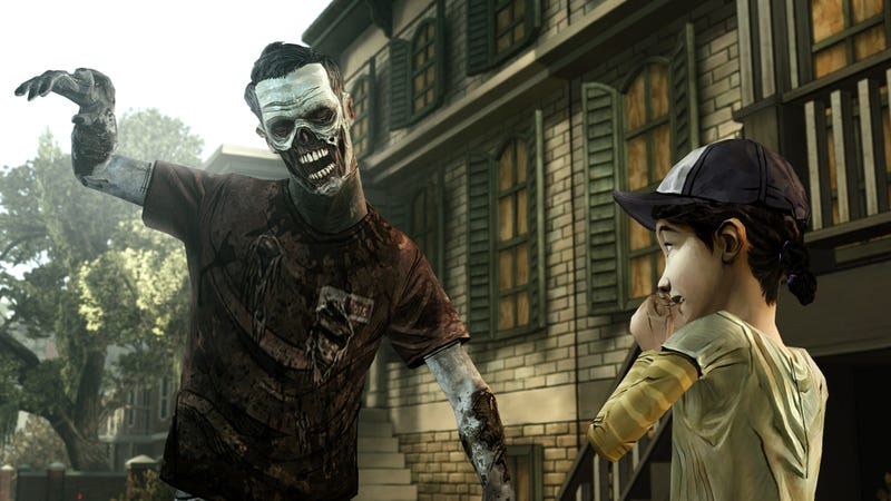 The Walking Dead's Episode Four Finally Broke My Resolve
