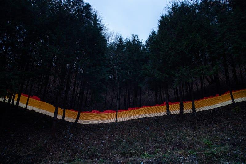 La radiación de Fukushima queda al descubierto con esta ingeniosa técnica fotográfica