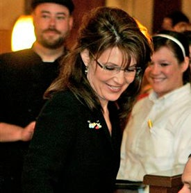 Sarah Palin's Stance On Abortion Makes Sense... To Her