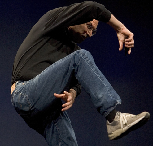 Blogs in Contortions Over Steve Jobs's Health