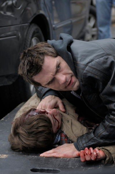"Being Human 1x9 ""I Want You Back (From the Dead)"" Pictures"