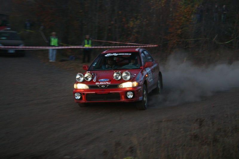 2008 Lake Superior Performance Rally