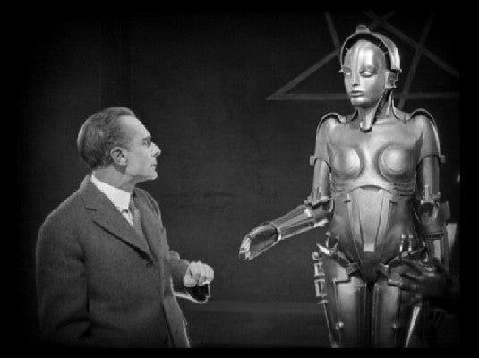 Metropolis Remake On The Way