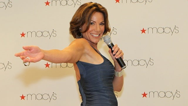 Countess LuAnn's Scary Subway Adventure