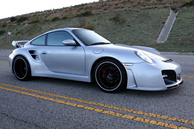 For $74,999, This Porsche is Wicked, And Not Just in Boston