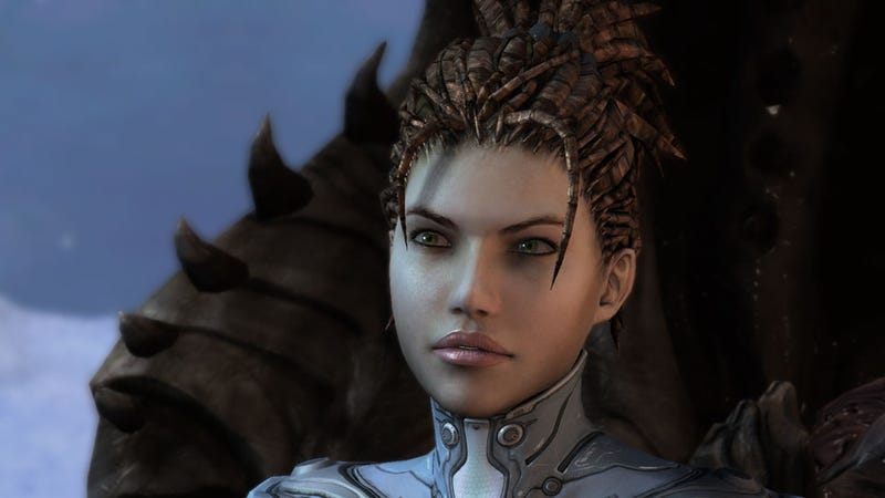 The Solo StarCraft II Player Thanks You For a Shorter Heart of the Swarm Campaign, Jerks