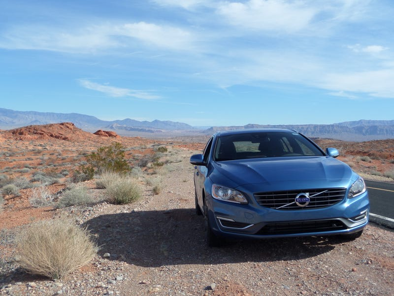 The 2015 Volvo V60 Is Reason Enough For Volvo To Survive