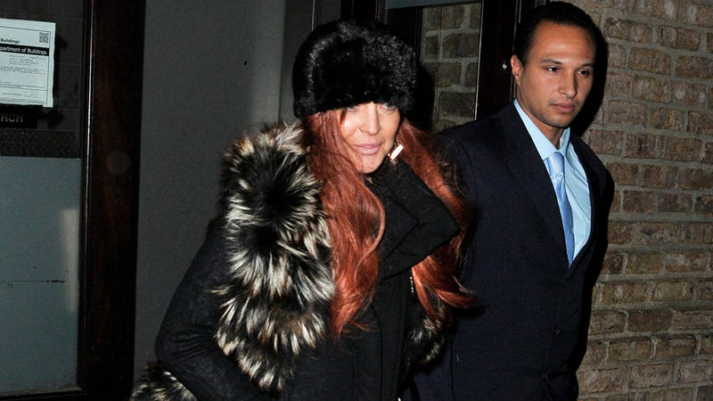 Lindsay Lohan Will Be Charged for Lying to Cops, Could Face Jail Time