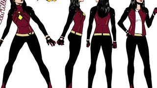 The Spider-Woman costume redesign looks great