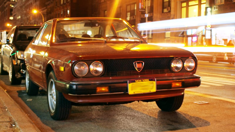This Lancia Was Beta Than Anything Else On The Street