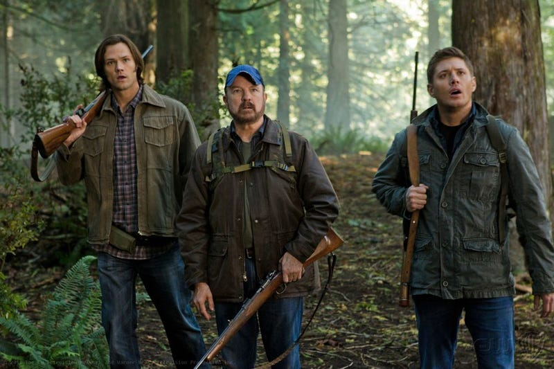 Supernatural Episode 7.09 How to Win Friends and Influence Monsters