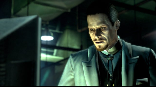 This Is More Than a Television Brand in Resident Evil 6, It's a Gag