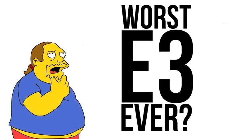 Either Fix E3, or Kill E3