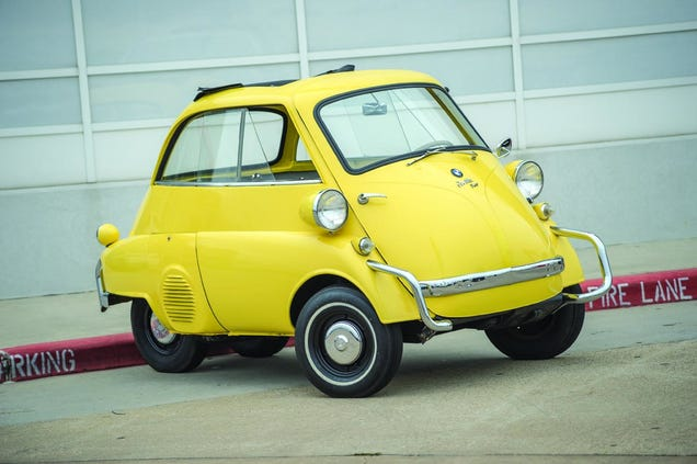 Learn More About Steve Urkel S Car The Bmw Isetta