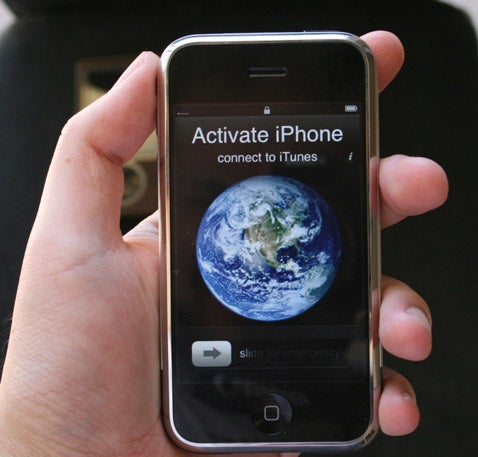 Having Trouble Activating Your iPhone?