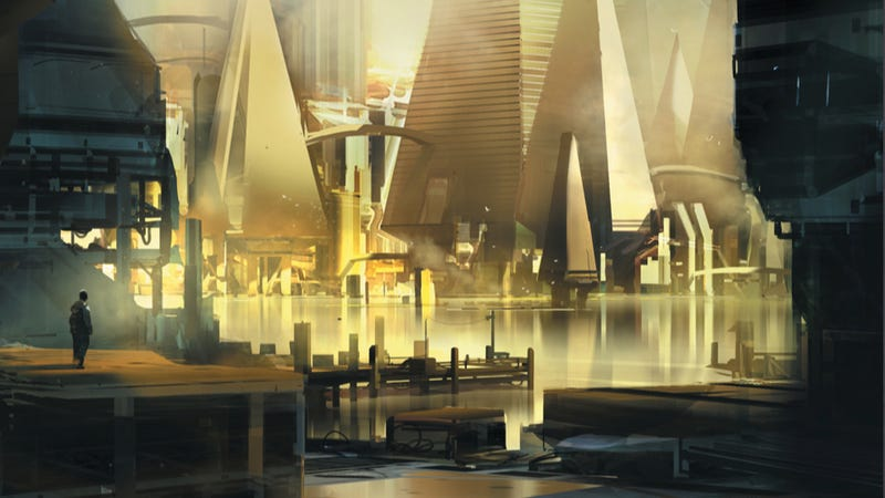 Read an excerpt from Osiris, a novel about revolution in a post-apocalyptic, floating city
