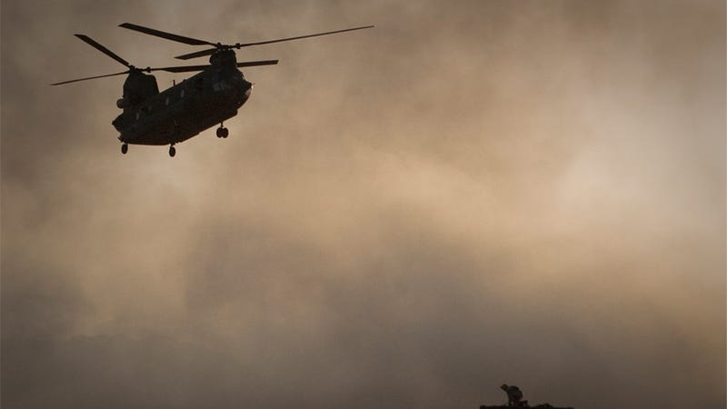 31 US Special Forces Troops Die In Largest Loss of Life In Afghanistan (Updated)