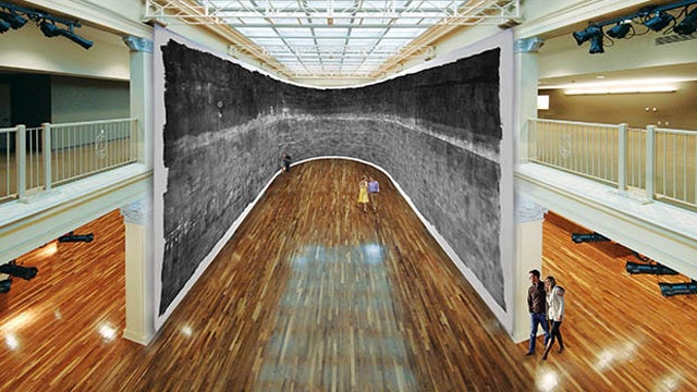 See the World's Largest Photo For Yourself In California