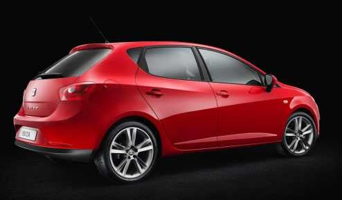 2009 Seat Ibiza Debuts With Three Cylinders, Seven Forward Gears