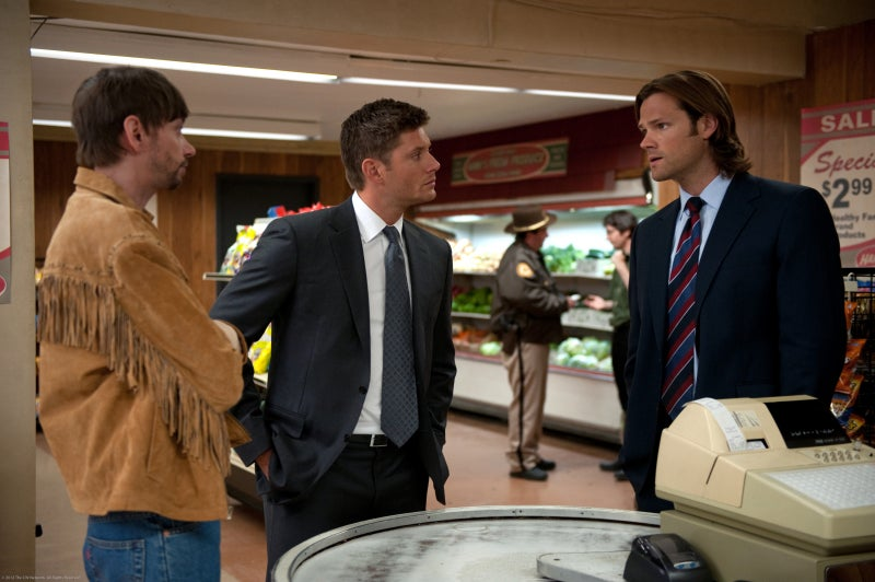 "Supernatural Images Episode ""Southern Comfort"""