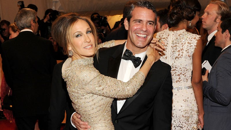 Andy Cohen Continues to Conquer All Media