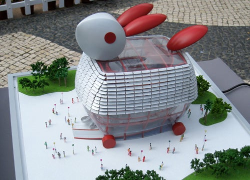 Macau To Be Represented At Shanghai World Expo By A Giant Bunny Pavilion