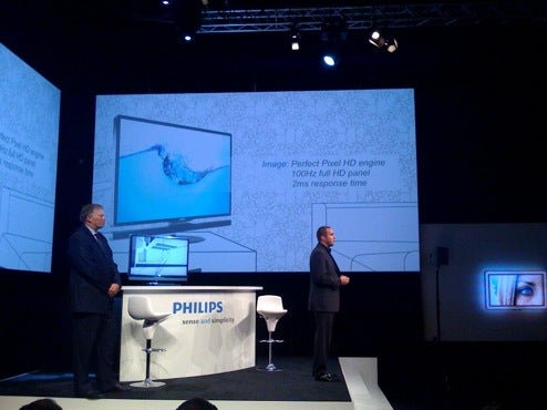 Live from Philips Press Conference at IFA