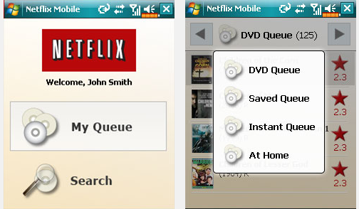 Mobile Manager for Netflix Puts Your Movie Queue on Your Phone